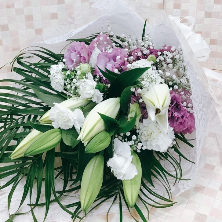 お供え用花束12720-0002